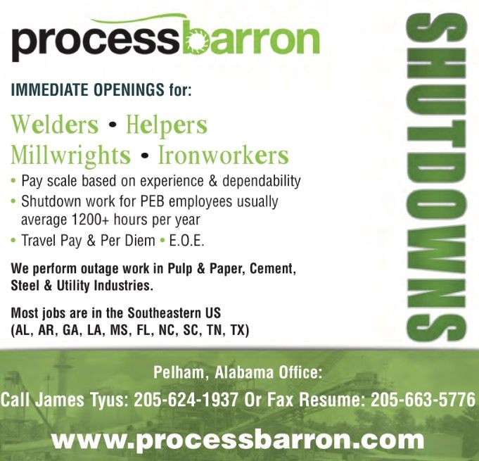 Projects Construction Company Ironworkers Pulp Paper