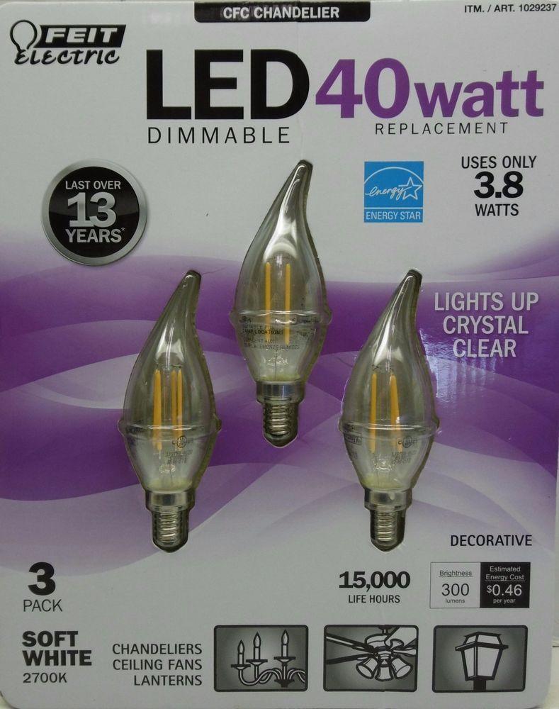 Feit led candelabra 40 watt chandelier light bulbs dimmable uses feit led candelabra 40 watt chandelier light bulbs dimmable uses only 38w b54 feitelectric arubaitofo Gallery
