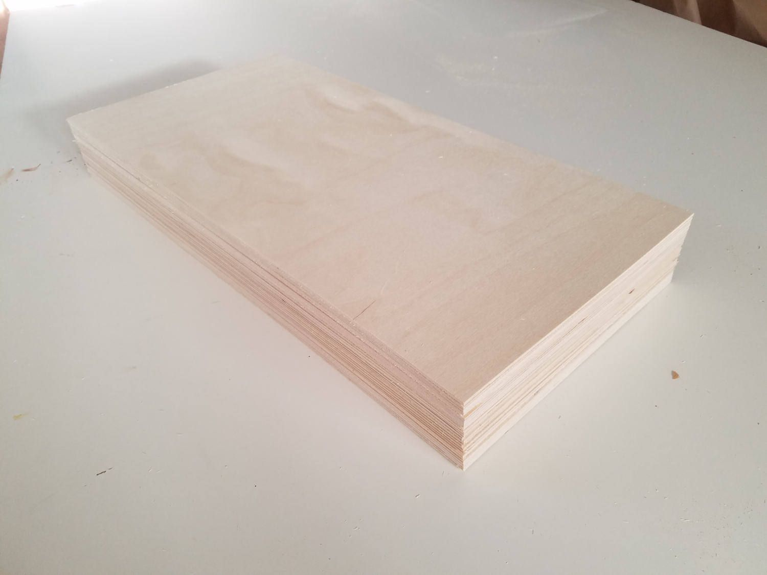 1 8 Birch 18x24 50 Sheets Baltic Birch Plywood 3mm By Americanlasersupply On Etsy Baltic Birch Plywood Laser Baltic Birch Plywood Birch Plywood Baltic Birch