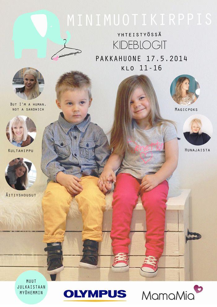 Tampereen oma MiniMuotikirppis