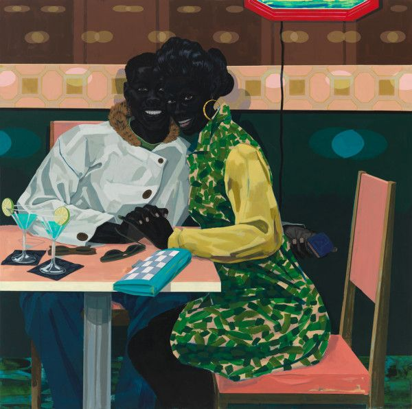 Kerry James Marshall Look See October 11 - November 22, 2014 Private view: Friday 10 October, 6 – 8 PM at David Zwirner