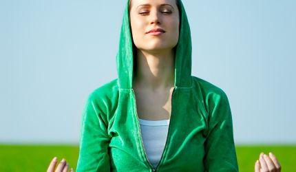 Joogaa stressiä vastaan   KUNTO PLUS