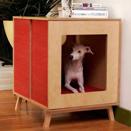 15 Unconventional Dog Houses 犬小屋 犬 ケージ Diy ドッグハウス