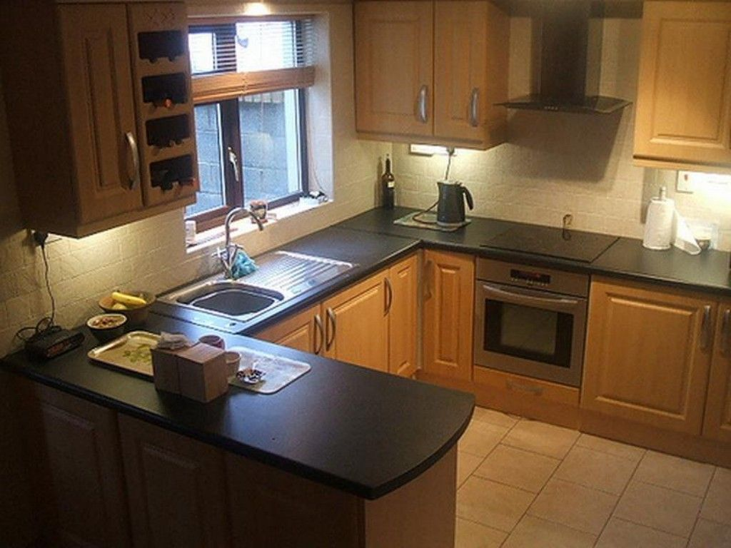 Image Result For Small Ushaped Kitchen With Island  Kitchens Cool Small Kitchen Designs Layouts Design Ideas