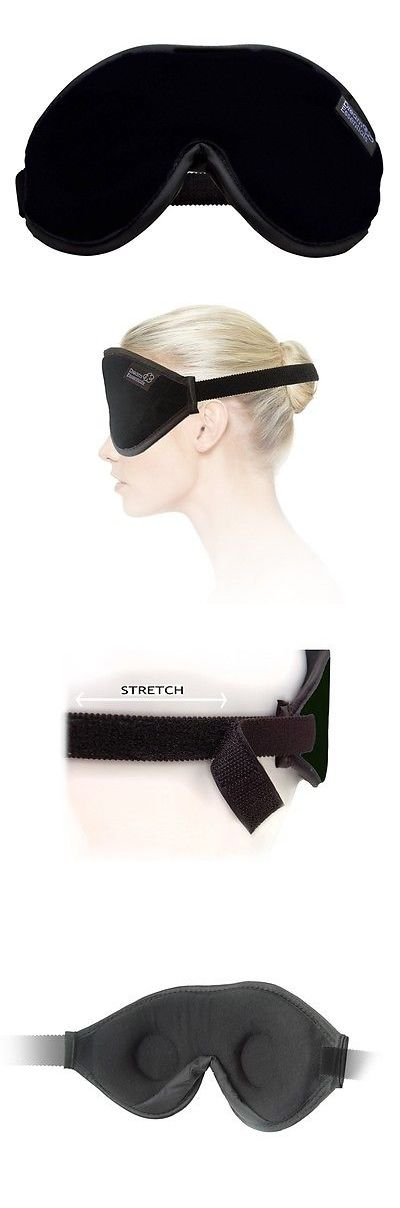 de3ffd8b3 Sleep Masks 159799  Dream Essentials Escape Luxury Travel Sleep Mask W Carry  Pouch And Earplugs Black -  BUY IT NOW ONLY   19.95 on eBay!