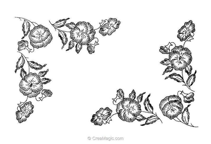 يوميات سمسم Flower Embroidery Designs Silk Ribbon Embroidery Sewing Embroidery Designs