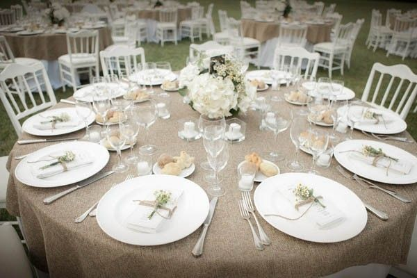 Shabby Chic Matrimonio Tavoli : Matrimonio country chic sul lago allestimento di matrimonio per