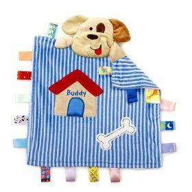 Taggies Peek-A-Boo Blanket