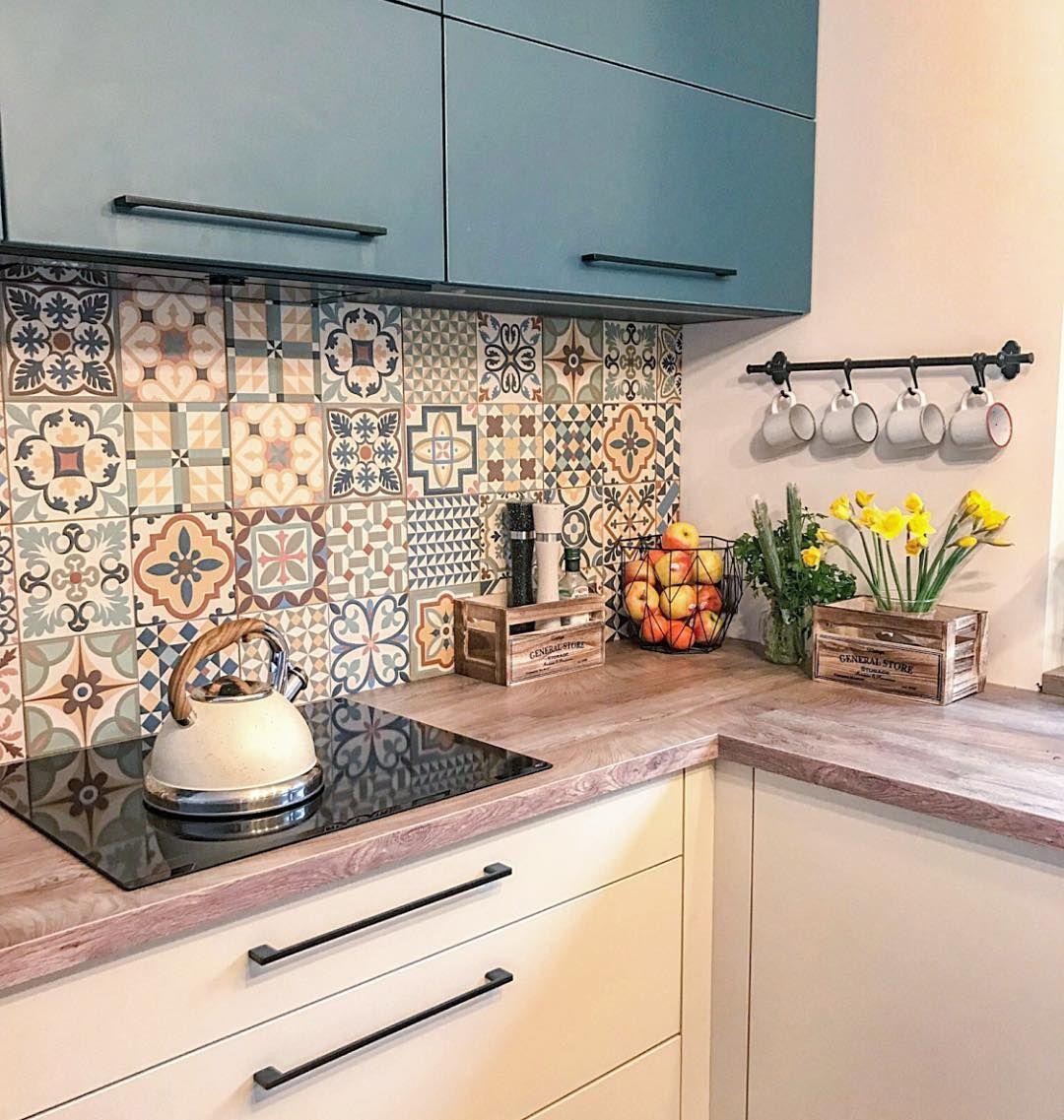Barbara On Instagram Dzien Dobry Sloneczko Niesmialo Przedziera Sie Przez Chmury Lek Kitchen Interior Modern Kitchen Cabinet Design Scandi Kitchen