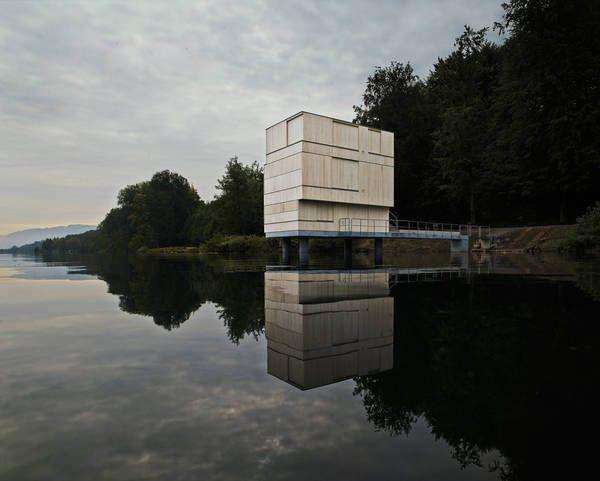 best architects 16 Award, Christian Waldner, Prof. Pia Durisch, Prof. Muck Petzet, Gold Gewinner, Zielturm Rotsee, Fuhrimann Hächler, Fumarola, Isermann