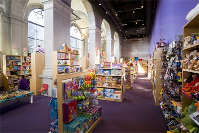Please Touch Museum's Kid Store actually has unique and interesting toys and gifts.  If in Philly with young ones, check it out.  A great day for all.