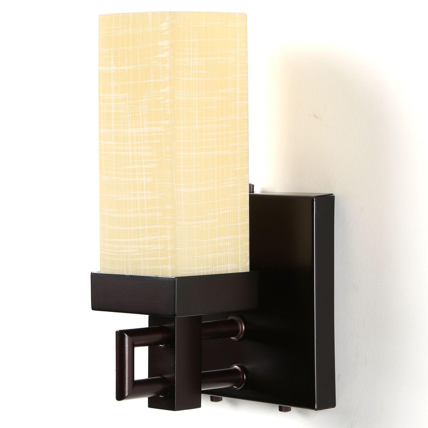Casa 1 Light Wall Sconce