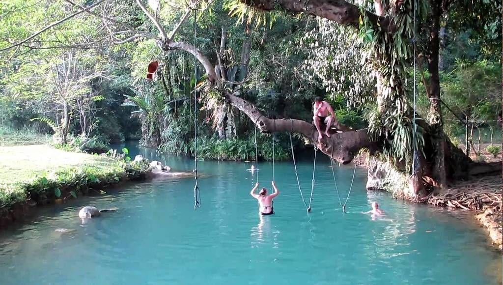 Vang Vieng Travel Blog Care Free Like Tarzan In Vang Vieng Laos Living Nomads Travel Tips Guides News Information Laos Travel Blog Travel