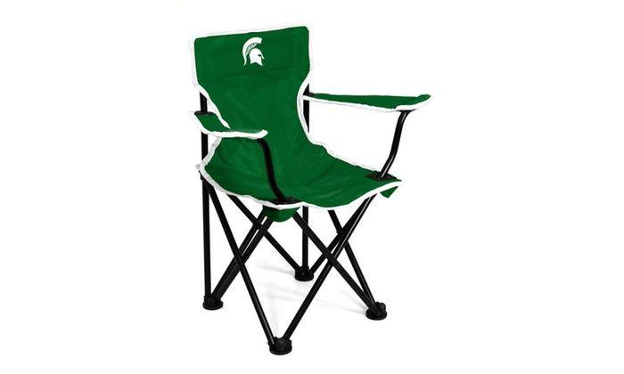 MI State Toddler Chair