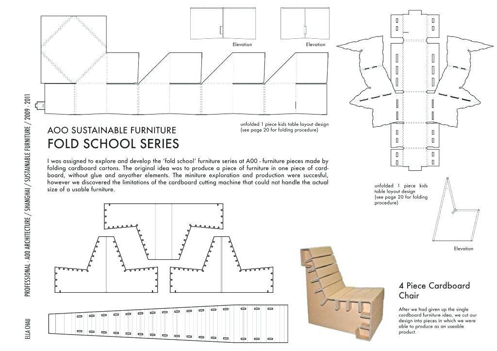 Free Furniture Plans Cardboard Furniture Patterns Cardboard Sofa
