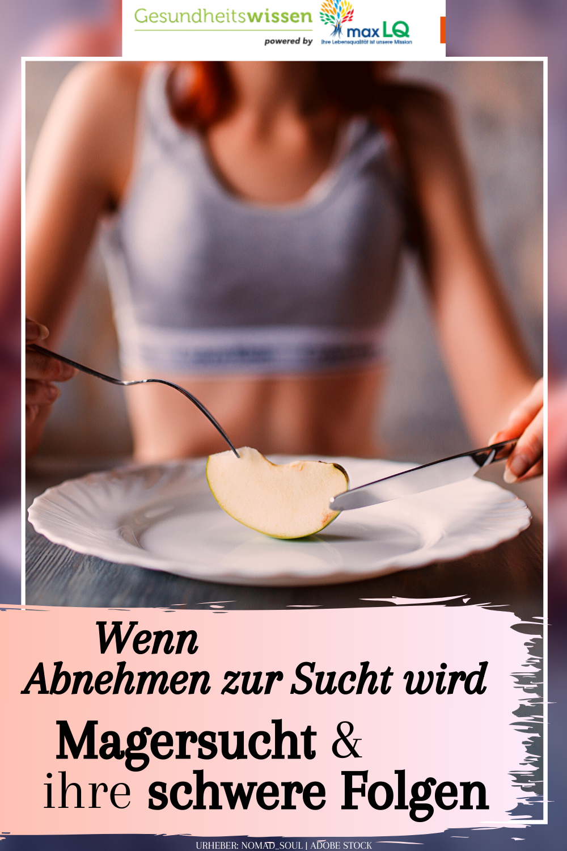 Essen Sie nicht abnehmen Magersucht
