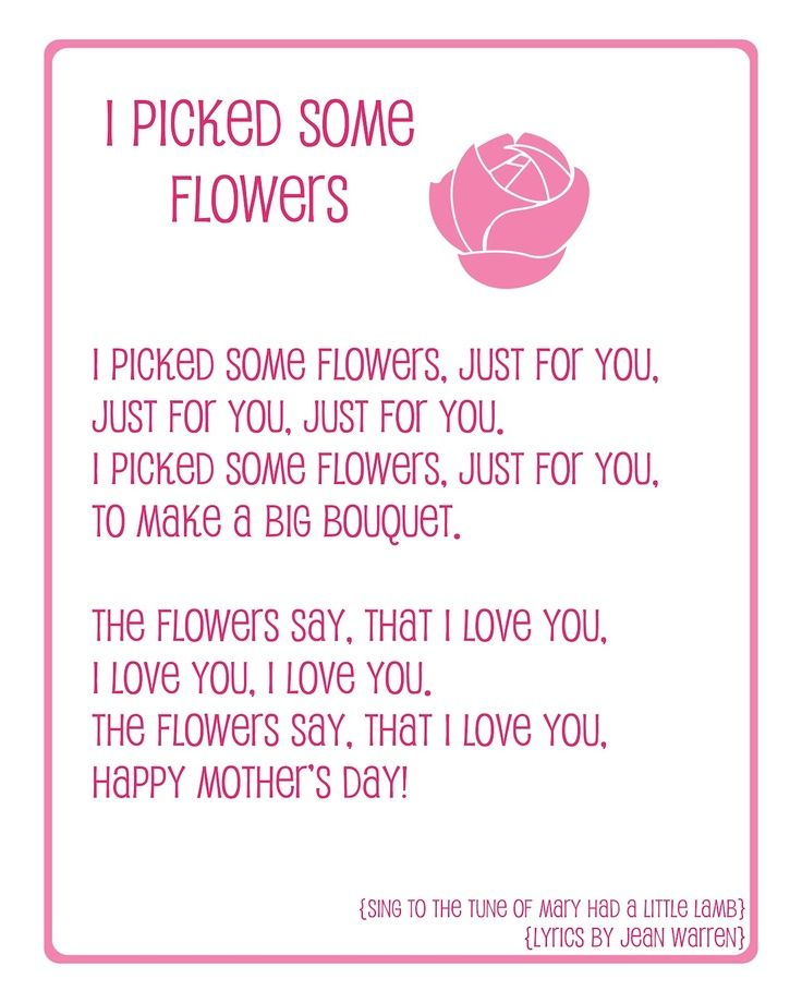 Pinterest Preschool Mother\'s Day | Naptime Delights: Mother\'s Day ...