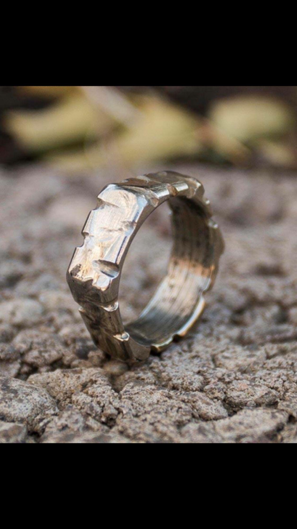 Stoicforge Stoic Forge Damascus Steel Blacksmithing Wedding Band Jewelry: Wedding Ring Forged Iron At Reisefeber.org