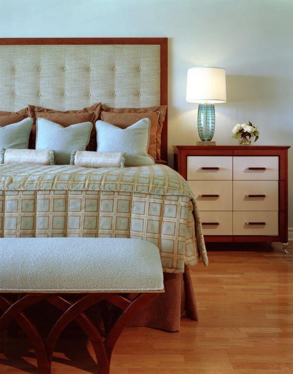 Feng Shui Schlafzimmer gestalten - Tipps und Bilder Pinterest