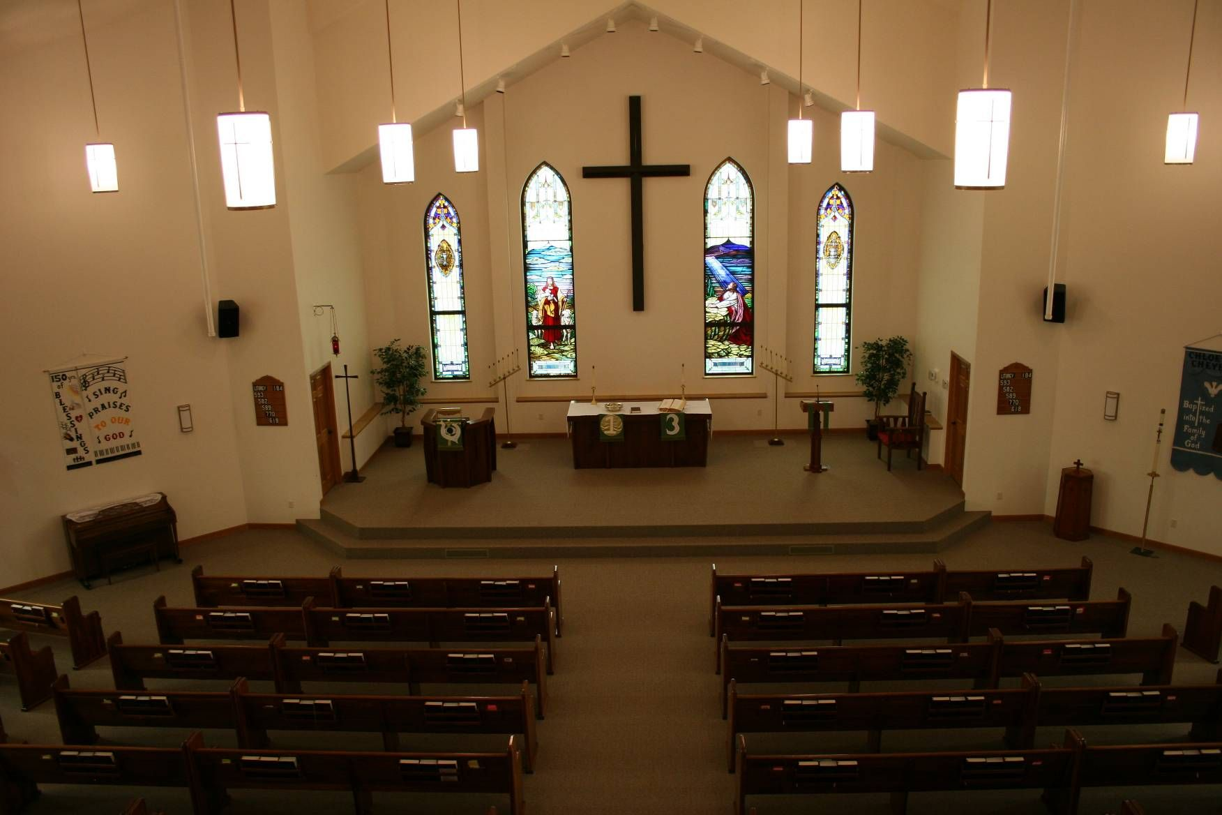 rural church sanctuary - Google Search | Lighting | Pinterest ...