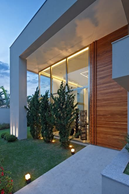 Casas inspira o e design de interiores architecture for Casas modernas interiores