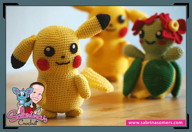 PDF CROCHE RECEITA/PaP Pokemon Eevee by AmiAmaLiliumDesigns ... | 440x641