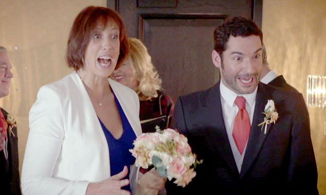 miranda hart marries gary in final episode miranda hart