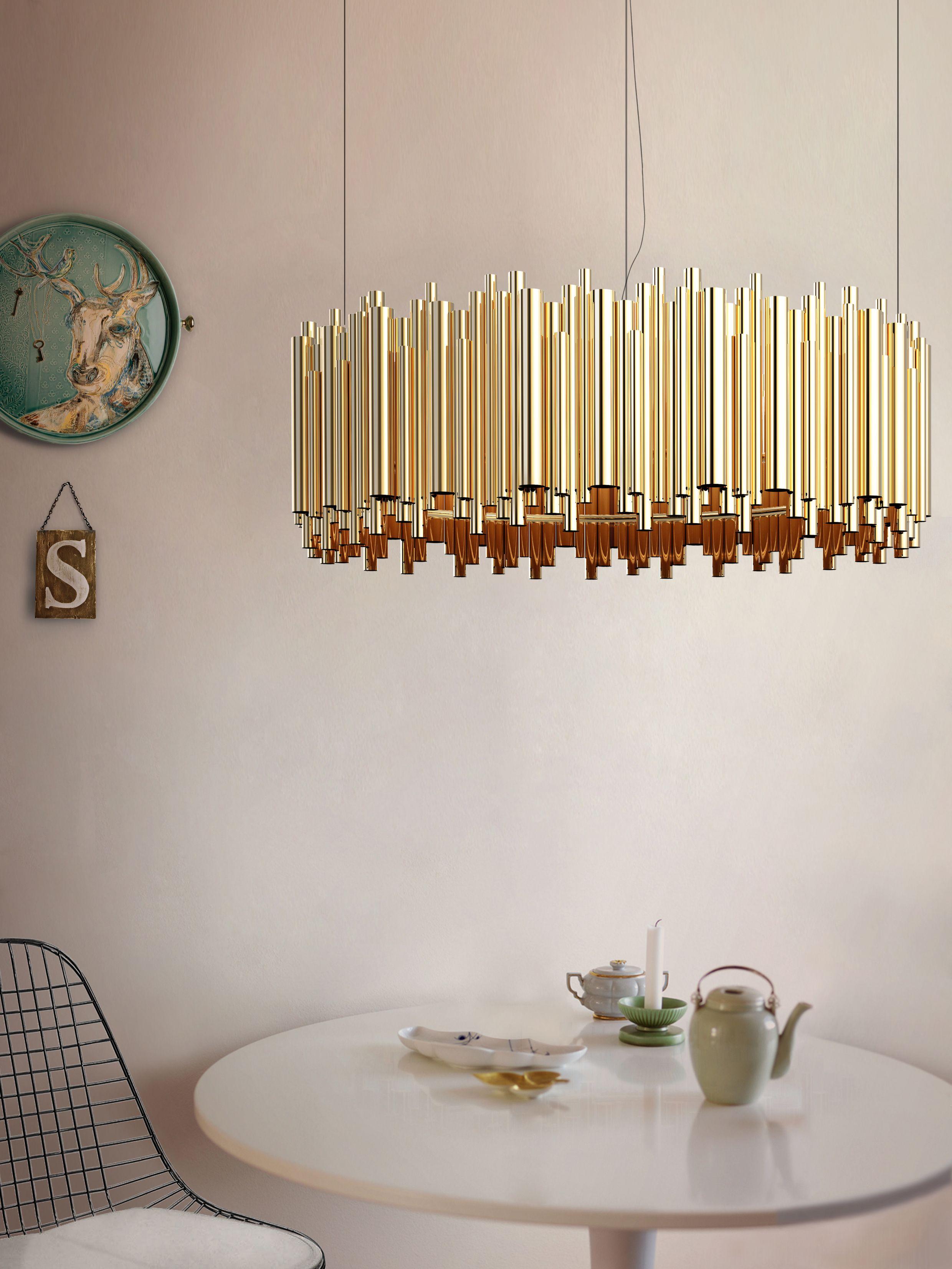 Dining Room Lighting Ideas For A Luxury Interior Design Feel Inspired Www Luxxu Net Lighting Interio Delightful Lighting Unique Hanging Lamp Unique Lamps