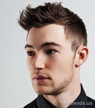 Hairstyle 2013 On Haircuts For Men 2012 10 Trendy Haircuts And Hairstyles For Men Men S Short Hair Mens Hairstyles Mens Hairstyles Short
