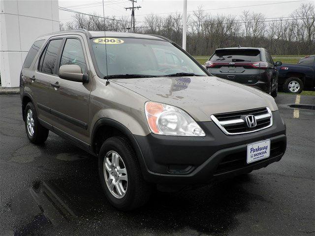 2003 Honda CR V Dover, OH SHSRD78853U110765 $5,499