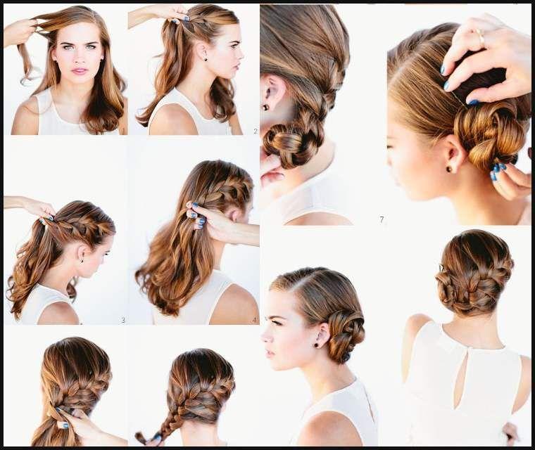 Silvester Frisuren Selber Machen 7 Einfache Anleitungen Einfache