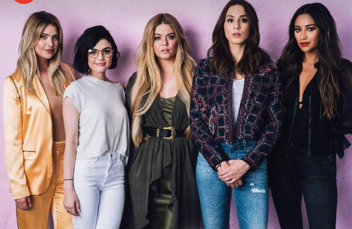 22++ What is the pretty little liars book series in order information