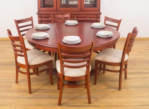 Comedor-Redondo-Cuadrado-Presupuesto-Casa-Bonita-Muebles ...