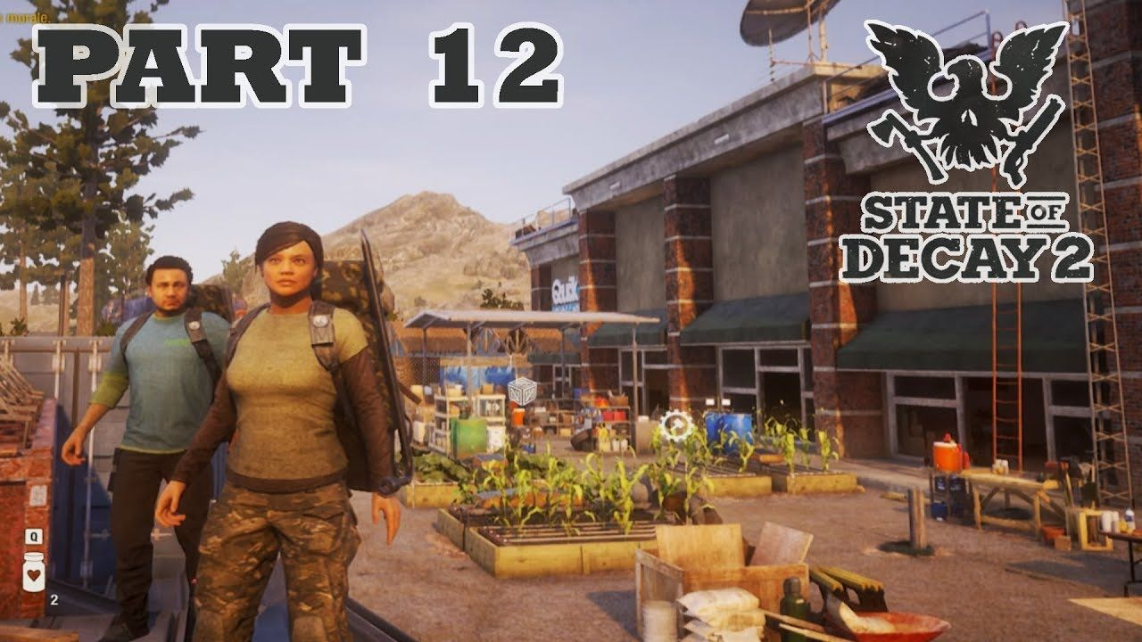STATE OF DECAY 2 Walkthrough Gameplay Part 12 – BIGGEST BASE