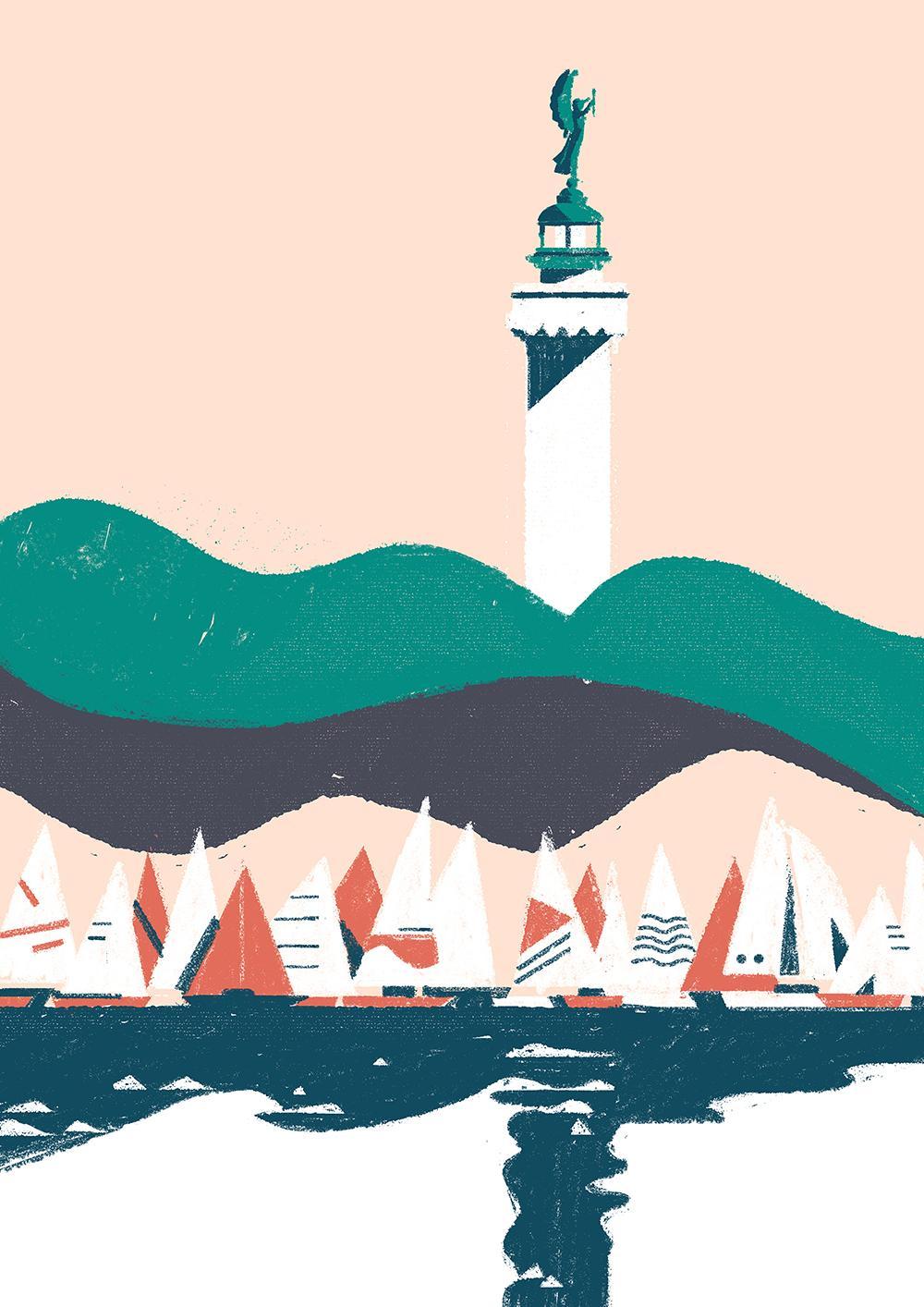 Timberland Let's get lost — Matteo Berton Portfolio