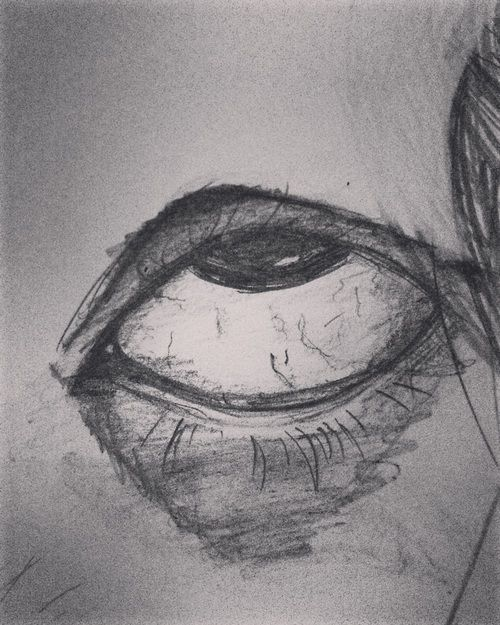 Imagem de art, black, and drawing