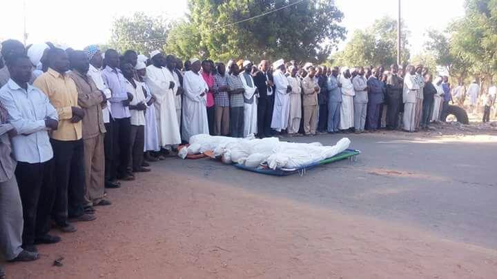 بيان ولاية غرب دارفور قوي نداء السودان مليشيات النظام تجدد جرائمها في غرب دارفور