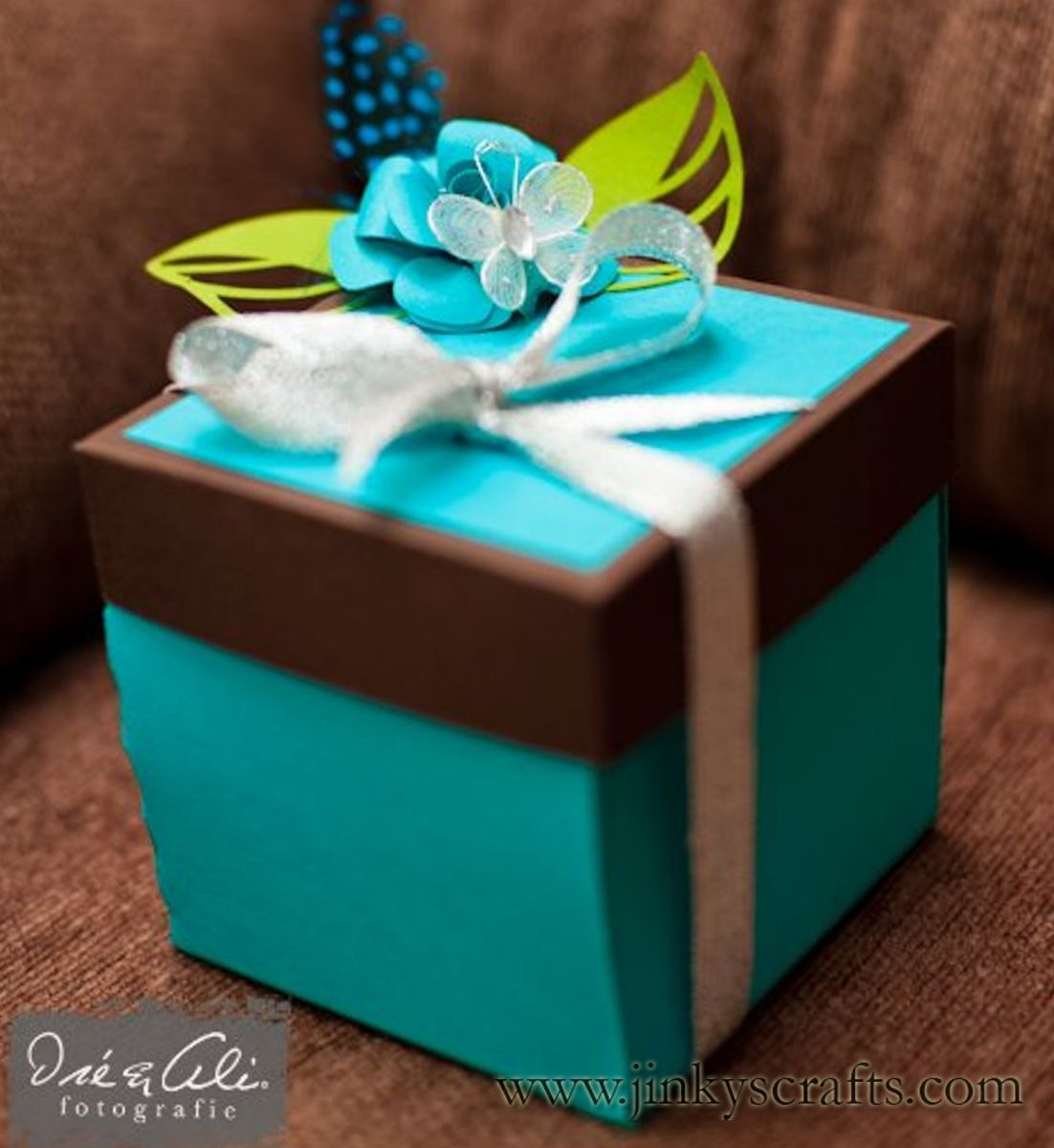 colore turchese | Jinky's Crafts & Designs: Turquoise Blue & Chocolate Brown Color Combo ...