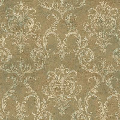 York Wallcoverings Metallic Ii 27 L X 27 W Wallpaper Roll