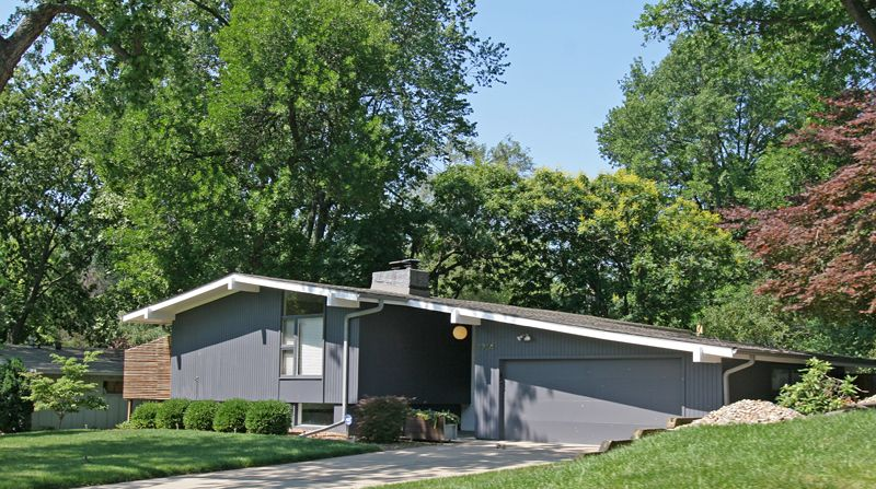 B.E.L.T. (Kansas Mid-Century Modern Homes, Part 5 Another...)   KC ...