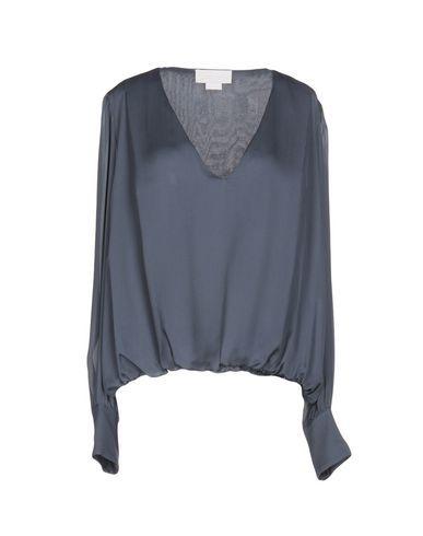 GENNY Women's Blouse Slate blue 10 US