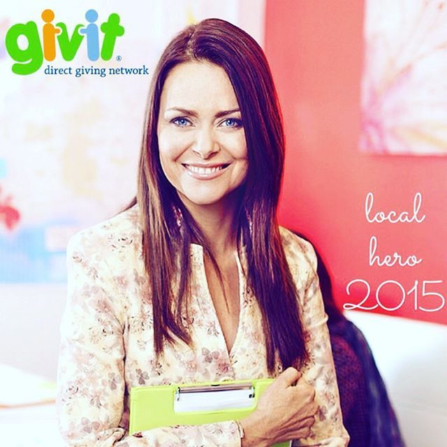 Givit is a fantastic organisation built from the ground up by Juliette Wright Australian Local Hero 2015 for the Australian of the Year Award. We are so proud to be supporting this cause that brings the community together to give to the people in need. @givit_aus #pololosloosa #givit #juliettewright