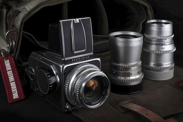 Hasselblad 500c | Flickr - Photo Sharing!