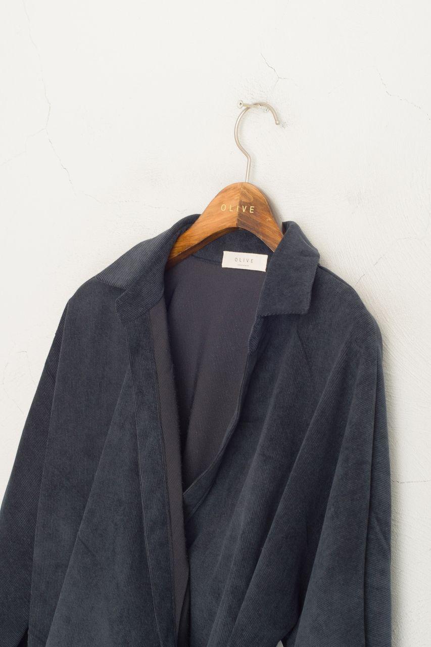 Olive - Corduroy Wrap Dress, Navy, £69.00 (http://www.oliveclothing.com/p-oliveunique-20151103-079-navy-corduroy-wrap-dress-navy)
