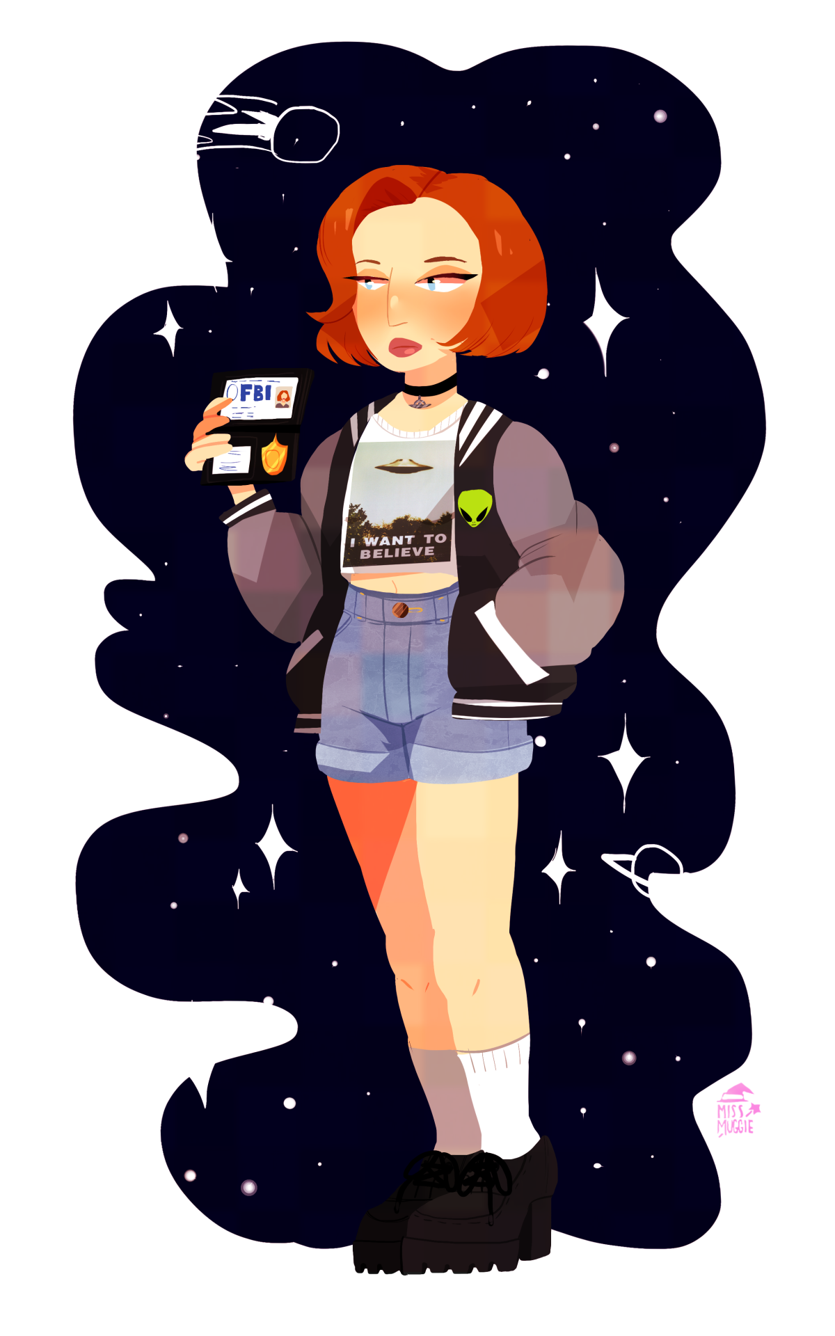 X files iphone wallpaper tumblr - Guess What I M Finally Watching Dana Scully Art From X Files