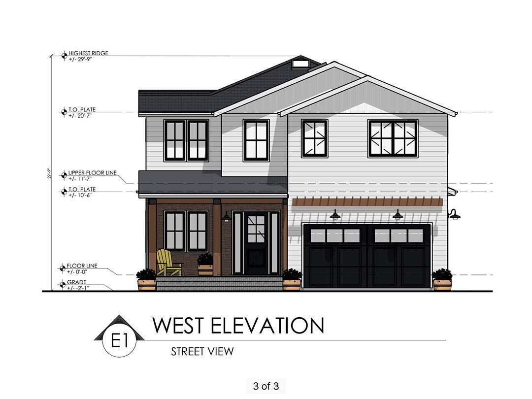 Elevation View Chief Architect Architect Software Home Design Software