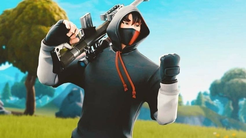 Fortnite Ikonik Skin 3d Thumbnail Best Gaming Wallpapers Gamer Pics Gaming Wallpapers