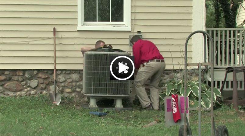 Heat Pump Houston What Is A Heat Pump Video Via Angieslist