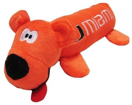 Miami Hurricanes Tube Toy