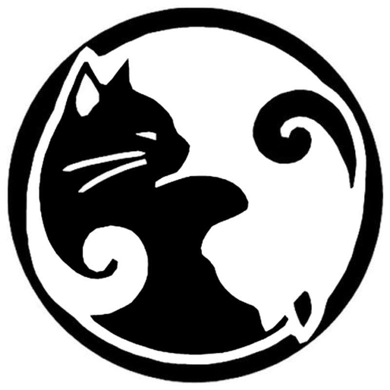 символ кошки картинки очень